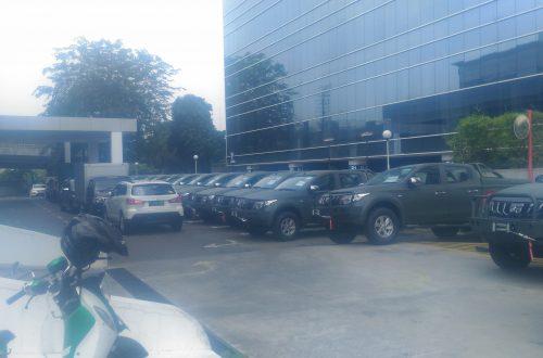 Dealer Mitsubishi Triton