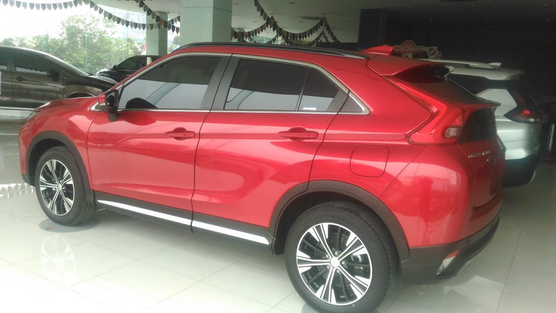 Diskon Eclipse Cross