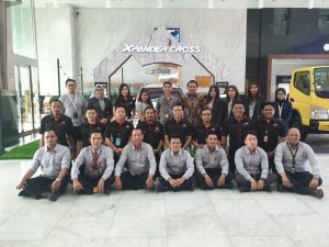 Handri Gunawan Marketing Mitsubishi