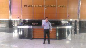 Handri Gunawan Marketing Mitsubishi Training MMKSI dan KTB