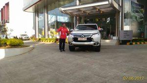 Handri Sales Mitsubishi Pajero Sport