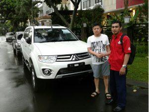 Handri Sales Mitsubishi Pajero Sport Dakar