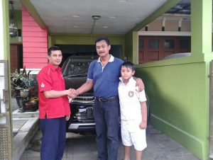 Handri Sales Mitsubishi Pajero Sport Dakar Pak Edi Soewondo Jati Asih Bekasi
