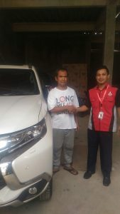 Handri Sales Mitsubishi Pajero Sport Dakar Pak Ibnu Cholik ( Pak Amin ) Bekasi