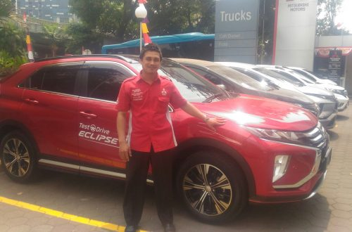 Kredit Eclipse Cross