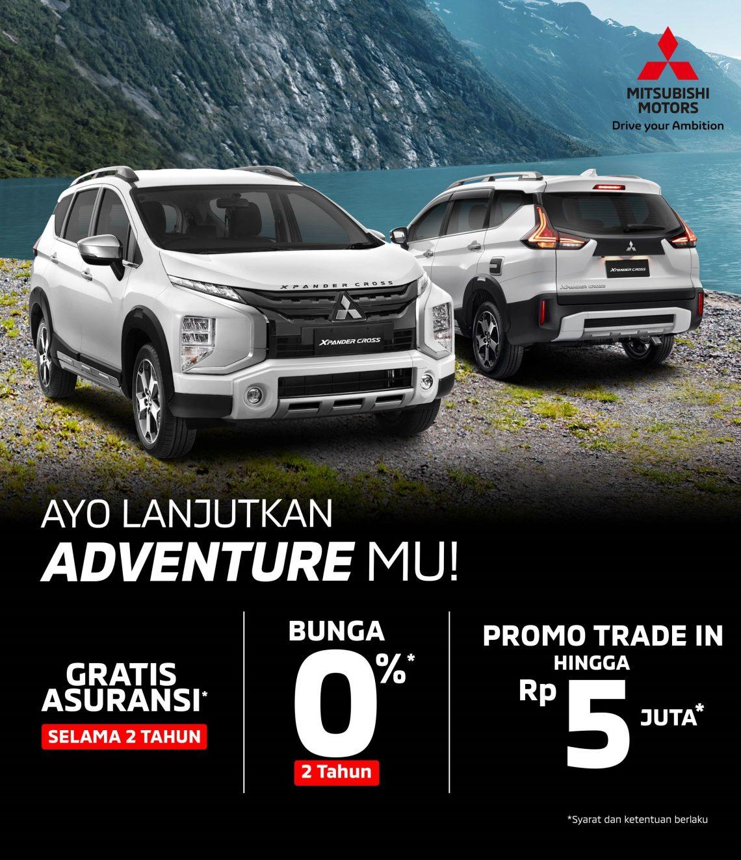 Promo Dealer Mitsubishi Bulan Maret