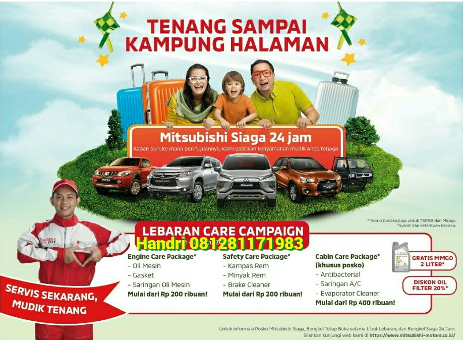 Promo Dealer Mitsubishi Jelang Lebaran Selama Bulan Ramadhan