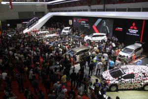 Promo Dealer Mitsubishi di Pameran GIIAS