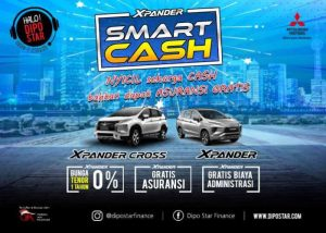 Promo Kredit Bunga Murah 0 Mitsubishi Xpander Cross Dari Leasing Dipo Star Finance