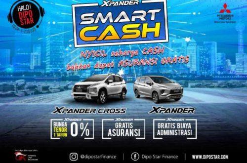 Promo Kredit Bunga Murah 0 Mitsubishi Xpander Cross Dari Leasing Dipo Star Finance