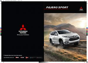 Kredit Pajero Sport Dakar