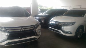 Ready Stock Eclipse Cross dan Outlander Phev